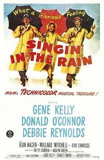 〈午前十時の映画祭〉雨に唄えば